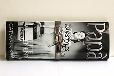 Magazine Cover Clutch Hollywood Hairstyles All The Glamour Bag NEW