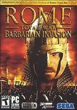 Rome: Total War -- Barbarian Invasion (PC, 2005)