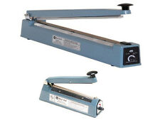 """8"""" Round Wire Hand Sealer for Seal and Cut Shrink Film, Plastic Bags, Tubing"""