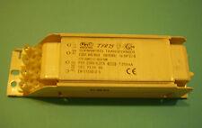 ERC TFR75 Trasformatore Elettromeccanico per lampade tensione 11,5V    50w