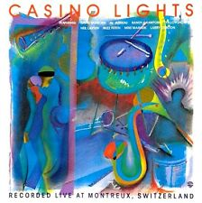 """CASINO LIGHTS """"RECORDED LIVE AT MONTREUX"""" JAZZ PREMIUM QUALITY USED LP (NM/VG+)"""