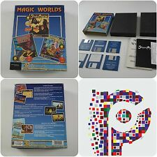 Magic Worlds A Silmarils Game Set for the Commodore Amiga