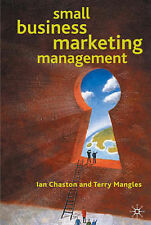 Small Business Marketing Management, Mangles, Terry, Chaston, Dr Ian, New Book