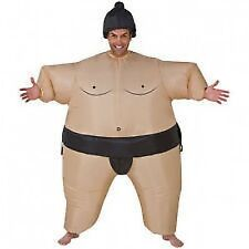 Gonflable sumo lutteur déguisement costume stag hen party fun halloween