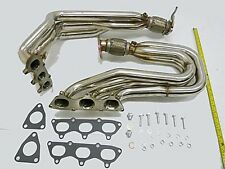 OBX Stainless Exhaust Header For 1991 1992 1993 1994 Acura NSX 3.0L Coupe