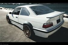 "BMW E36 FENDER FLARES / WHEEL ARCH EXTENSIONS 2.3"" / 6 CM DRIFT JDM RACE"