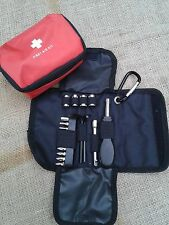 BMW F 650 GS/DAKAR Tool Bag add on bordo strumento + Primo Soccorso Set tutti Bauj.