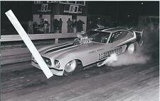 "1970s Drag Racing-""BRUTUS"" Mustang II Funny Car-""Rapid Roy"" Harris-Maple Grove"