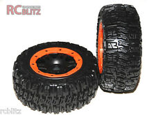 Pioneer Reifen Set 190x70 für 5T, 5SC LOSI 5Ive DBXL (TS066-OR)