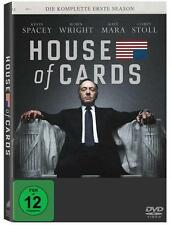 House of cards, KOmplette 1. Staffel,   DVD