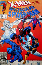 X Men in the Spectacular Spider Man 197 1993 Ed. Marvel Comics [G.198]