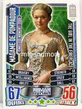#TM24 Madame De Pompadour - Alien Attax Doctor Who - 50th Anni