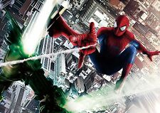 SPIDERMAN  A3 RE POSITIONAL FABRIC POSTER 8