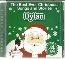 DYLAN - THE BEST EVER CHRISTMAS SONGS & STORIES PERSONALISED CD