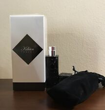 Black Atomizer by Kilian Filled w / Back to Black NIB