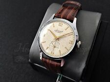 vintage Swiss watch Accurist 21 jewels  fully serviced & timed 1950 as 1002