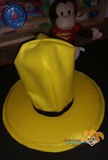 New Man In The Yellow HAT Curious George Monkey Toddler toddlers Gorro amarillo