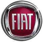Fregio Logo Stemma Emablema Fiat Anteriore Per Fiat Panda Dal 2012  Diametro 95m