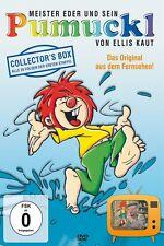 4 DVDs * MEISTER EDER UND SEIN PUMUCKL - STAFFEL 1 - ALLE 26 FOLGEN # NEU OVP !