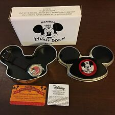 DISNEY MICKEY MOUSE CLUB 2005 ANNIVERSARY WATCH IN COLLECTIBLE TIN