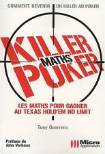 GUERRERA. Killer Poker maths.  Les maths pour gagner au Texas Hold'em no limit.