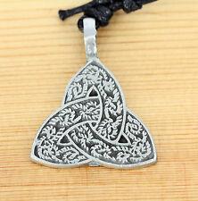Anhänger Schmuck -  Zinn - Celtic  -  Amulett  - Keltische Dreifaltigkeit