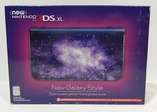 Nintendo Galaxy 3DS XL Handheld System New Galaxy Style