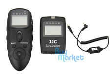 JJC WT-868 Wireless Timer Remote with CABLE S for SONY DSC-F717 F828 R1 V1 V3