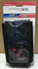 New! Nintendo 3DS XL DS Pokemon  X Y Pocket Case Power A