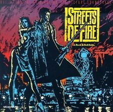 Streets Of Fire Soundtrack CD NEW SEALED Remastered Ry Cooder/The Blasters/Fixx+