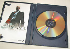 Hitman 2: Silent Assassin Sony PlayStation 2, 2002 FREE SHIPPING U.S.A.