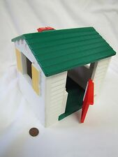 "LITTLE TIKES Dollhouse-Sized COZY COTTAGE PLAY HOUSE Replica for 4-6"" Tall Dolls"