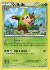 Pokemon XY Quilladin 13/146 Uncommon Card
