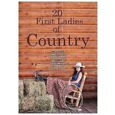 DVD 20 First Ladies of Country NEW