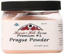 Hoosier Hill Farm Prague Powder Curing Salt, Pink, 1 Pound Contains 1 lb NEW-AOI