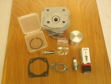 Easysaw Big Bore Nikasil 47mm cylinder piston kit for Husqvarna 357 359 357XP HQ