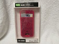 Pink CM Slim I.D. Case For iPhone 5/5s-New In Package-FREE SHIPPING