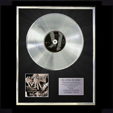 BON JOVI KEEP THE FAITH  CD PLATINUM DISC FREE P+P!!