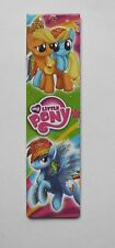 My Little Pony 1 pcs Magnetic Cardboard Bookmarks 4'' lenght (10cm)