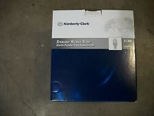 """Kimberly Clark KC300 Sterling Nitrile-Xtra PF Exam Gloves Small 100 count 12"""""""