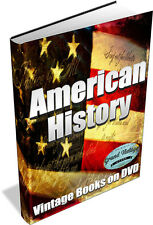 AMERICAN HISTORY ~ Vintage Books DVD ~ Civil War, The Constitution, Colonialism