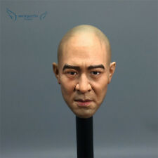 NEW 1/6 Jet Li HEADPLAY not braids