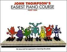 John Thompson's Easiest Piano Course Book Part 1 - Sheet Music