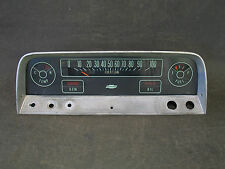 1964 1965 1966 CHEVROLET TRUCK SPEEDOMETER ODOMETER DASH GAUGES