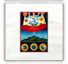 OLIVIA TREMOR CONTROL - DUSK AT CUBIST CASTLE LP COVER FRIDGE MAGNET IMAN NEVERA