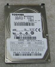 Toshiba Portege 3500/3505 40Gb Laptop HARD DRIVE hdd 40