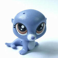 Littlest Pet Shop LPS In The City Whale Fish Animal Figure Kid Girl Boy Doll Toy