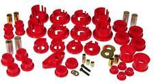 Prothane Total Suspension Bushing Kit 08-10 Subaru Impreza WRX STi Only (Red)