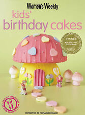 Kids' Birthday Cakes (And#34;Australian Women's WeeklyAnd#34;),GOOD Book