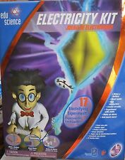 Edu Science Model 25080 Electricity Kit - English and Spanish